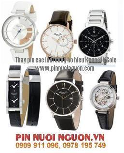 Pin đồng hồ Keneth Cole, Thay Pin đồng hồ Keneth Cole