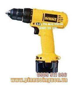 Pin máy khoan DEWALT 740KA, Thay Pin máy khoan DEWALT 740KA