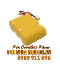 Pin điện thoại Cordless Panasonic HHR-P304-2/3AA-400mAh-3.6V/ hàng có sẳn - bảo hành 06 tháng