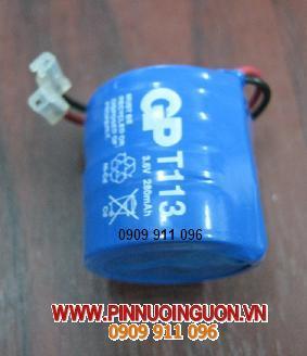 Pin PLC GP T133-3.6V280mAh nuôi nguồn PLC-CNC/ hàng có sẳn