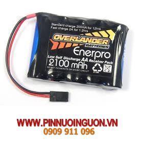 Pin xe điều khiển từ xa 6V AA2100mAh, Pin sạc xe đồ chơi điều khiển từ xa 6V AA2100mAh| có sẳn hàng-Bảo hành 6 tháng