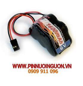 Pin xe điều khiển từ xa 6v 2/3A1600mAh, Pin sạc xe đồ chơi điều khiển từ xa 6v 2/3A1600mAh | có sẳn-Bảo hành 9 tháng