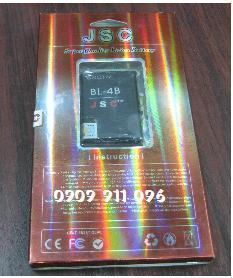 Pin điện thoại di động Nokia BL-4B Li-On 1150mAh 3.7V/ hàng có sẳn