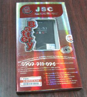 Pin điện thoại di động Nokia BL-5J Li-Polimer 1000mAh 3.7V/ hàng có sẳn