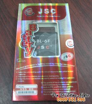 Pin điện thoại di động BL-6F Li-Polimer 950mAh 3.7V/ hàng có sẳn