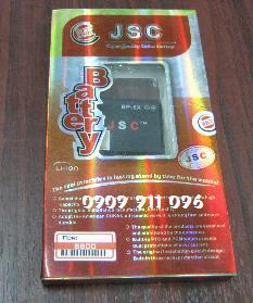 Pin điện thoại di động Nokia BP-6X Li-Polimer 700mAh 3.7V/ hàng có sẳn