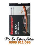 Pin điện thoại di động Nokia BL-6Q Li-On 850mAh -3.7V