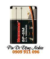 Pin điện thoại di động Nokia BP-6M 1000mAh -3.7V
