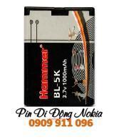 Pin điện thoại di động Nokia BL-5K Li-On 1000mAh - 3.7V