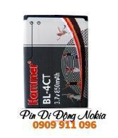 Pin điện thoại di động Noka BL-4CT Li-On 850mAh-3.7V