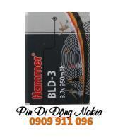 Pin điện thoại di động Nokia BLD-3 Li-On 950mAh 3.7V