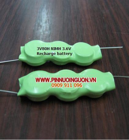 Pin sạc NIMH 3/V80H-3.6V nuôi nguồn PLC - nguồn Mainboard/ hàng có sẳn