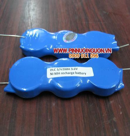 Pin sạc NIMH 3/V280H-3.6V nuôi nguồn PLC - nguồn Mainboard/ hàng có sẳn
