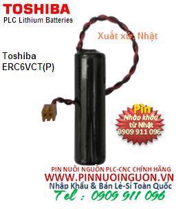 Pin Toshiba ERRC6VCT(P) Lithium 3.6V chính hãng nuôi nguồn PLC-CNC/ hàng có sẳn
