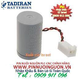 Pin Tadiran TL-5272 lithium 3.6V 1000mAh nuôi nguồn PLC chính hãng Tadiran | tạm hết - Đặt hàng trước