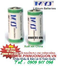 ER14250: Pin MYJ lithium ER14250-3.6V-1/2AA (HSX: MYJ-CHINA)