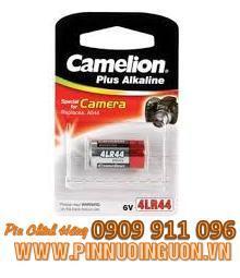 Pin Camelion 4LR44  dùng thay pin vòng đeo cổ thứ cưng/ tạm hết hàng-sử dụng GP 4LR44 thay thế