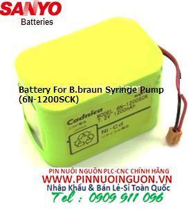 Battery For B.braun Syringe Pump (6N-1200SCK) | hàng có sẳn