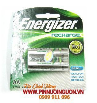 Pin sạc AA Energizer NH15SBP2 - 1.2V - 2650mAh chính hãng   tạm hết hàng