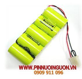 Pin sạc Sanyo Cadnica NICAD SC3000mAh - 6V chính hãng Sanyo | hàng có sẳn
