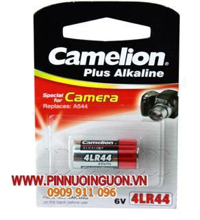 Pin 4LR44 Camelion Plus Alkaline 6V chinh hãng| tạm hết hàng-hãng không sản xuất mẫu này nữa-sử dụng qua GP nhé !