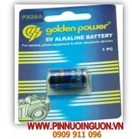 Pin PX28A Golden Power Alkaline 6V chính hãng | HẾT HÀNG-sử dụng GP 4LR44 tốt hơn để thay thế