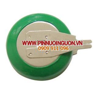 Pin sạc NI MH/ NI CD - 1.2V/80mAh nuôi nguồn PLC/ hàng có sẳn
