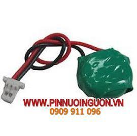 Pin sạc NIMH/NICD 1.2V-80mAh nuôi nguồn PLC-CNC | hàng có sẳn