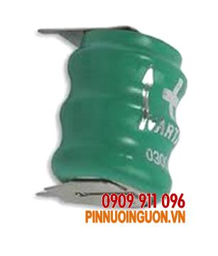 Pin sạc NI MH/ NI CD - 3/V80H (2 chân) -3.6V nuôi nguồn PLC/CNC / hàng có sẳn