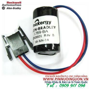 Pin Allen Bradley AB 1769-BA lithium nuôi nguồn Allen Bradley/ hàng có sẳn