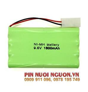 Pin sạc xe điều khiển  9.6v 1800mAh, Pin xe điều khiển từ xa 9.6v 1800mAh | có sẳn hàng-Bảo hành 6 tháng
