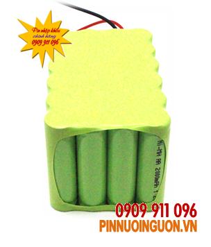 Pin sạc 28,8V NIMH-NICD AA2000mAh, (AAx24cells) Pin sạc NIMH nuôi nguồn 28,8V-AA2000mAh | hàng có sẳn
