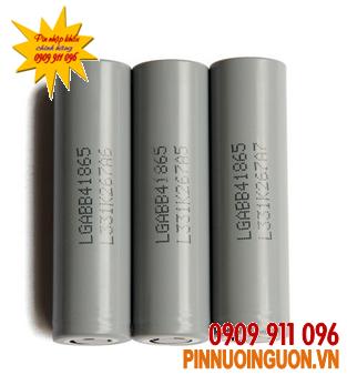 Pin sạc Li-Ion 3,7V LG18650ABB4-2600mAh chính hãng LG | Đặt hàng