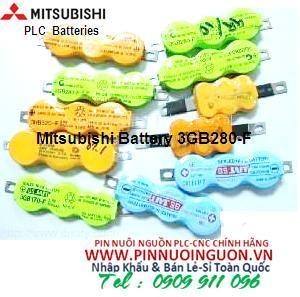 Pin sạc Nickel Metal Hydride  NIMH nuôi nguồn Mitsubishi  3GB280-F pin sạc NIMH 280mAh chính hãng | hàng có sẳn