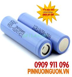 Pin đèn pin siêu sáng, Pin sạc Li-Ion 3,7V Samsung ICR18650-28A-2800mAh chính hãng Samsung Made in Korea | hết hàng
