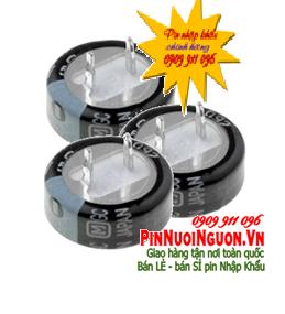 Pin tụ 0.47F-6.3V, Pin tụ mainboard 0.47F-6.3V/ có sẳn-đặt trước khi mua