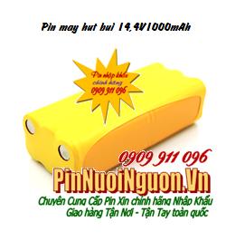 Pin máy hút bụi 14,4V1000mAh, Pin sạc NiMh 14,4V 1000mAh thay pin máy hút bụi các hãng | Đang có sẳn