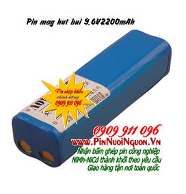 Pin máy hút bụi 9,6V2200mAh, Pin sạc NiMh-NiCd 9,6V2200mAh thay pin máy hút bụi các hãng | Đang có sẳn