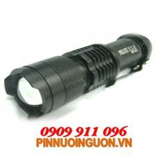 Đèn pin siêu sáng Police GH-A12 thấu kính lồi bóng Cree LED Q5 | hàng có sẳn-Bảo hành 6 tháng