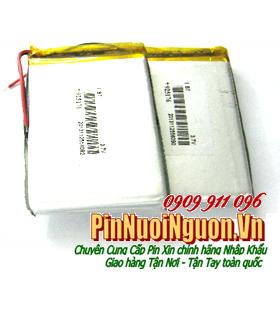 Pin sạc 3,7v Lithium Li-polymer 925176 (9.2mmx51mmx76mm) - 3560mAh, Pin máy tính bảng | TẠM HẾT HÀNG