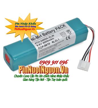 Pin máy đo điện tim FUKUDA FX-2201,FX-7202 FX-7201 - 9.6V 2000mAh chính hãng pin nhập khẩu| Bảo hành 6 tháng-Có sẳn hàng