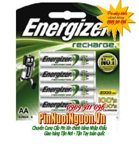 Pin sạc AA Energizer NH15V-BP4  2000Mah 1.2V chính hãng | hết hàng - mẫu này hãng ngưng sản xuất