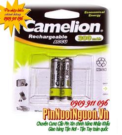 Pin sạc AAA Camelion NH-AAA300BP2 | 300mAh-1.2V chính hãng | tạm hết hàng