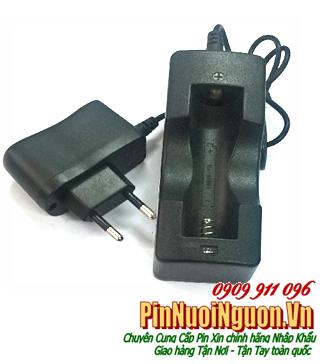 Máy sạc pin 18650 YH-186B, sạc được tối đa 1 pin Lithium Li-Ion 18650 của các hãng Pin | TẠM HẾT HÀNG