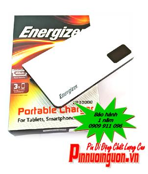 Pin sạc dự phòng Energizer 9000mAh, UE10000 công nghệ mới  chính hãng Energizer | có sẳn hàng