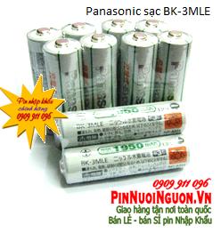 Pin sạc AA Panasonic Evolta BK-3MLE / 2B - Min 1950mAh - 1,2V chính hãng Made in Japan| Có sẳn hàng- Vỉ 2 viên