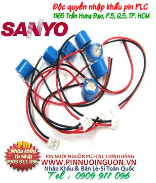Sanyo CR1/3N - Pin nuôi nguồn Sanyo CR1/3N lithium 3v chính hãng Made in Japan| HÀNG CÓ SẲN