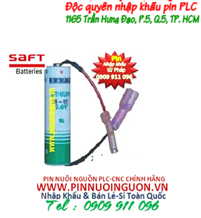 Pin Modicon 600481000 for AS-584M-220 - 584M lithium chính hãng Made in France/ hàng có sẳn