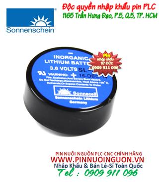 Pin nuôi nguồn Inorganic Lithium  3.6v Sonnecell SL-389 ,1/10D ,ER32L65 chính hãng Made in Germany| ĐANG CÒN HÀNG