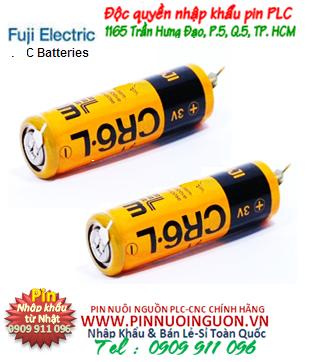 Pin FUJI CR6.L; Pin CR6.L; Pin nuôi nguồn PLC FUJI CR6.L AA 2300mAh chính hãng Made in Japan